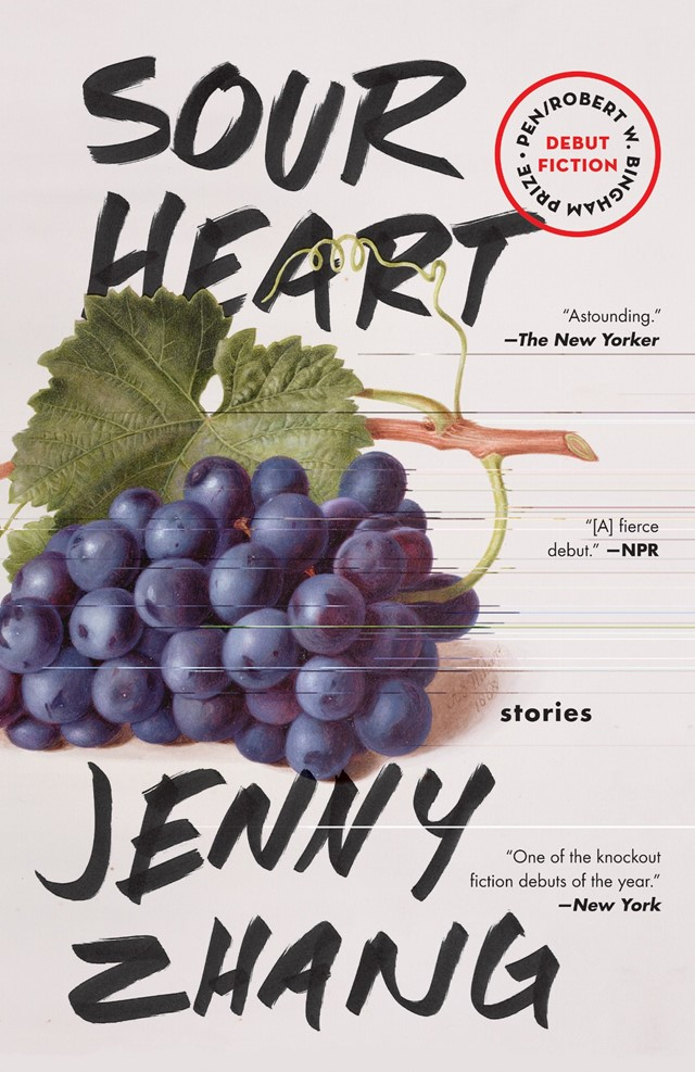 Jenny Zhang – Sour Heart: Stories
