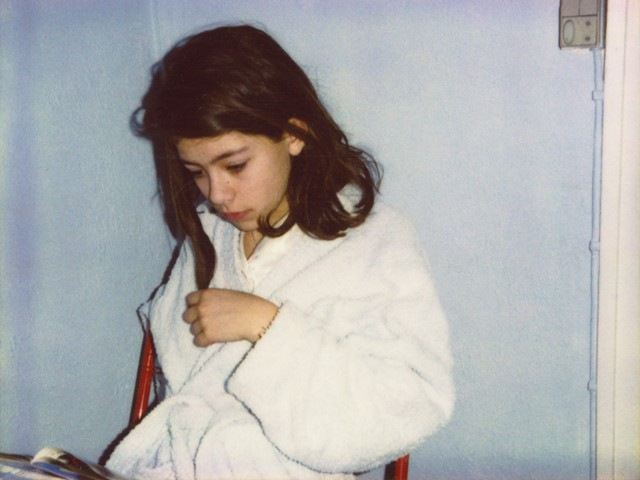 Siggie, 12-years-old (1995)
