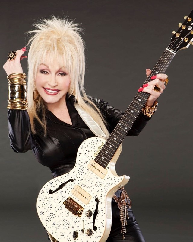Dolly Parton scent beauty launch music