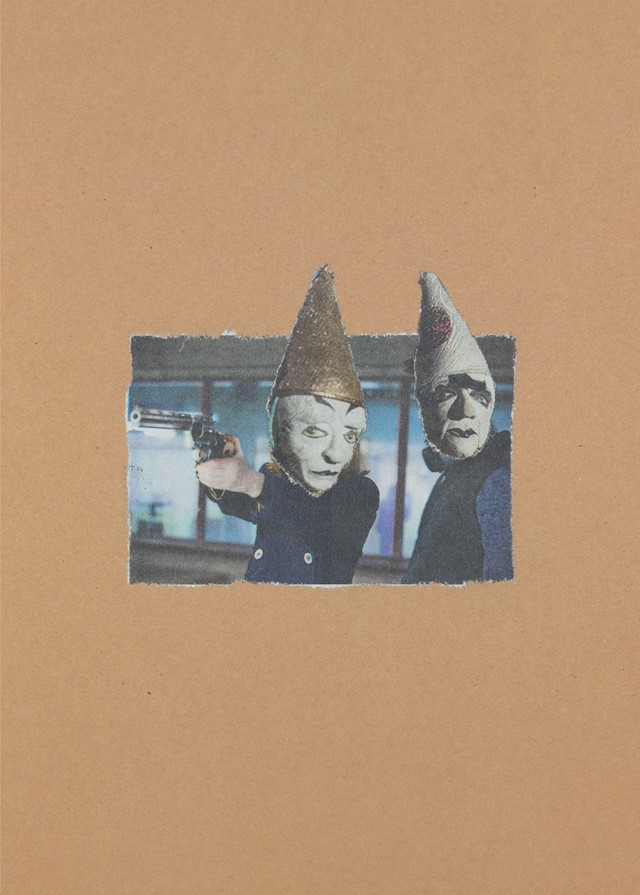 Jim Jarmusch: Some Collages