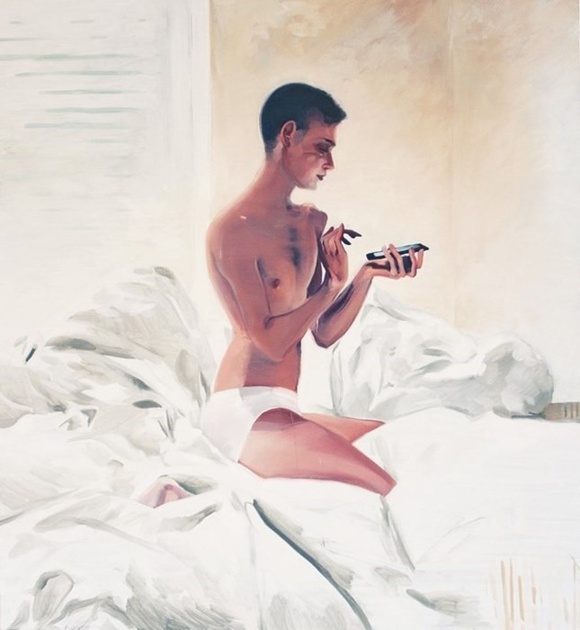 grindr painting