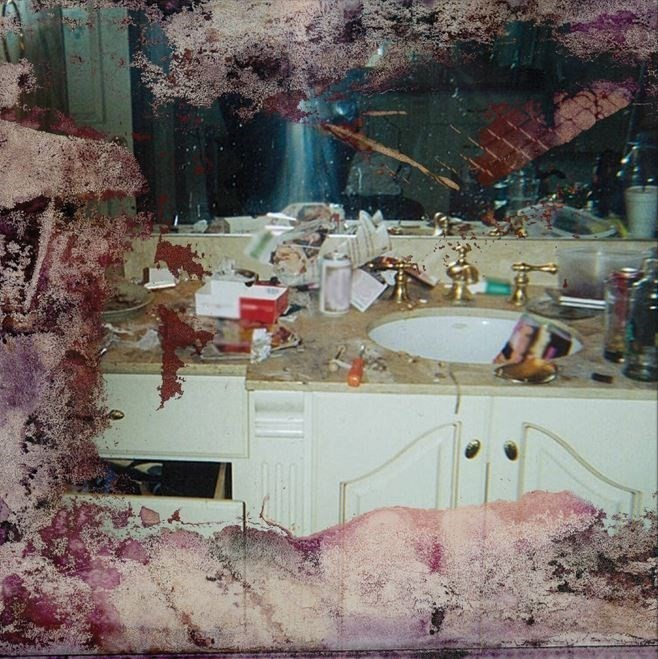 Pusha T's Daytona Artwork
