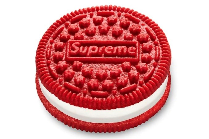 Supreme just debuted the fuckboy's dream cookie