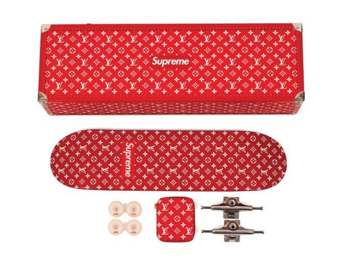 Louis Vuitton supreme decks