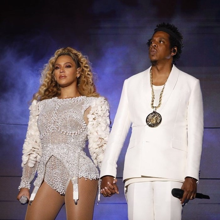 A Beyoncé and Jay-Z break-up story is being used to get people to vote |  Dazed