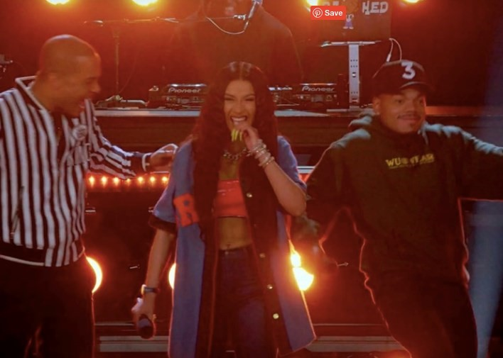 Rhythm + Flow with Cardi B and Chance the Rapper