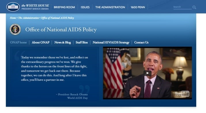 Obama aids policy
