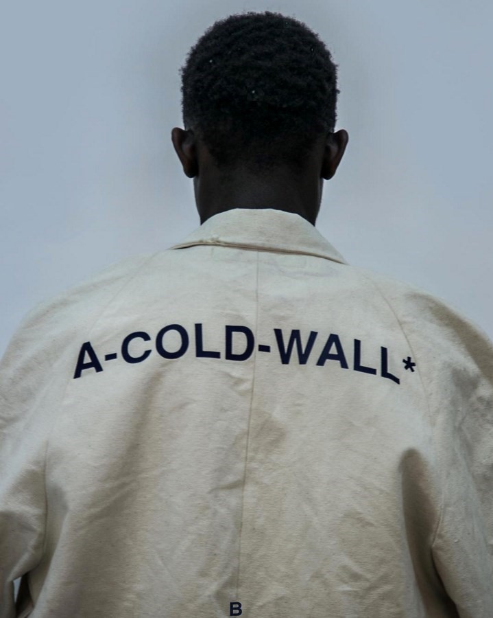 fa9681de A-COLD-WALL: streetwear inspired by working class Britain | Dazed
