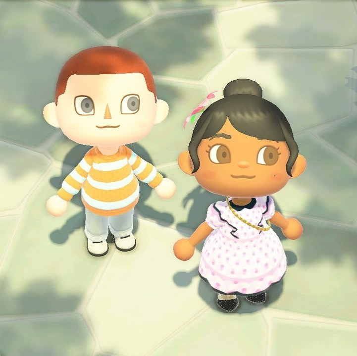 Marc Jacobs x Animal Crossing @AnimalCrossingFashionArchive