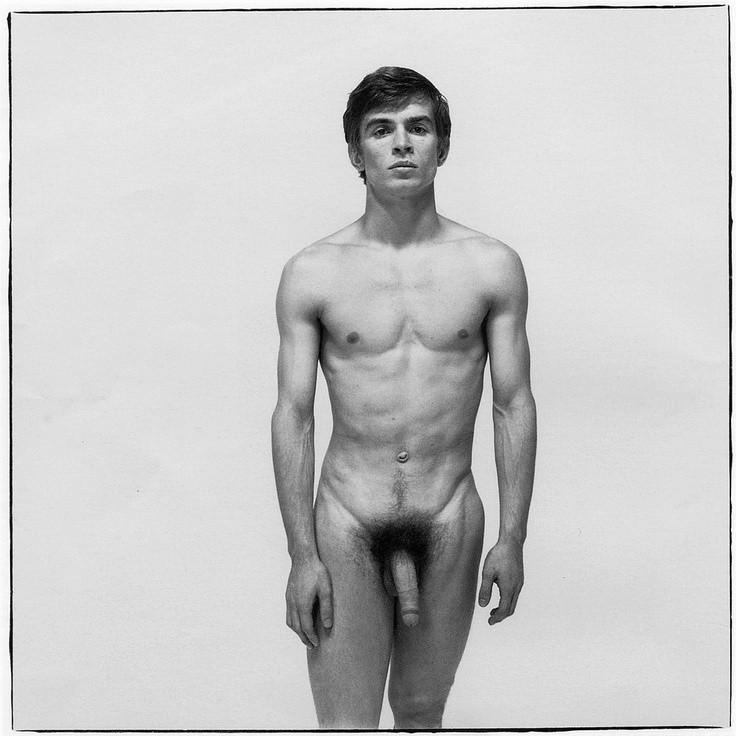 Rudolf Nureyev photographed by Richard Avedon