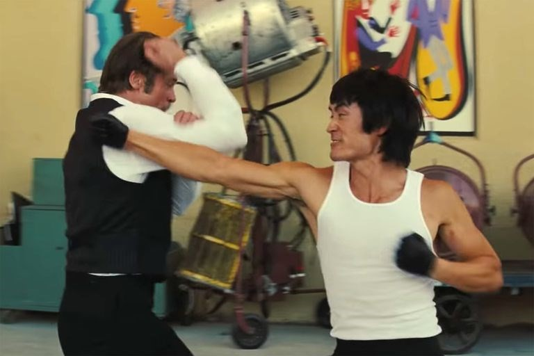 Bruce Lee Once Upon a Time in Hollywood