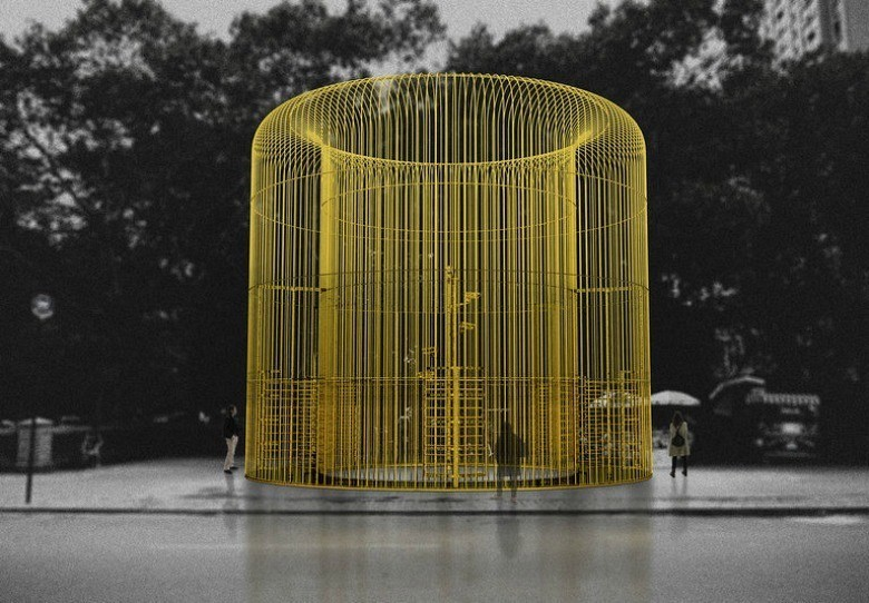 Ai Weiwei to build 100 fences for an exhibit on immigration