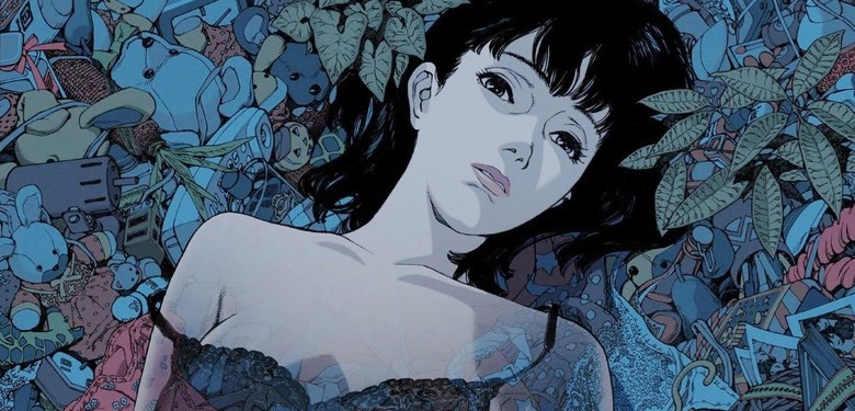 Film still from Perfect Blue