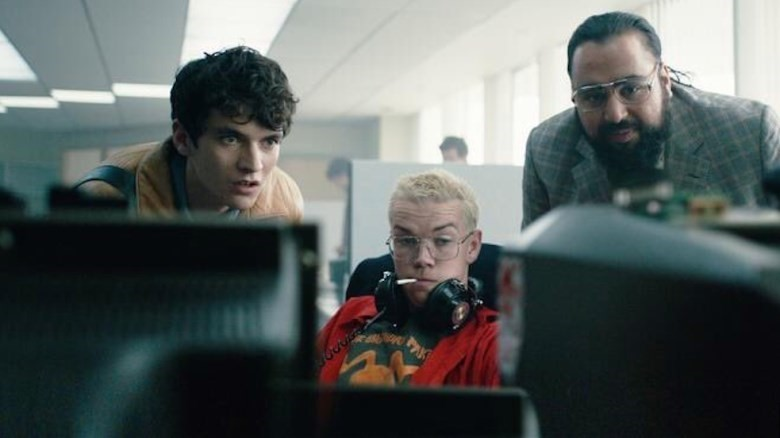Bandersnatch video game black mirror Charlie brooker