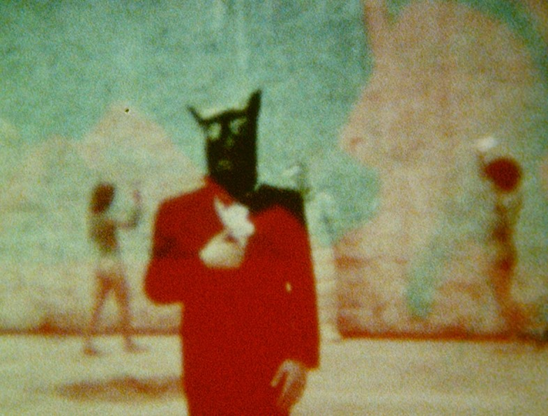 Burning the Pyramids (Art of Mirrors), Derek Jarman