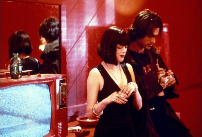 Amy Blue in The Doom Generation