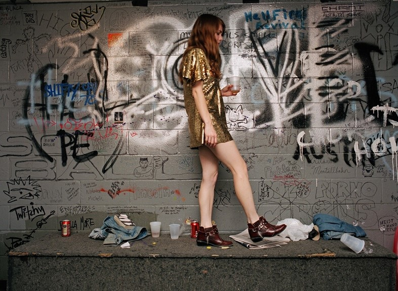 Jenny Lewis, Dazed Rodarte Summer playlists Autumn de Wilde