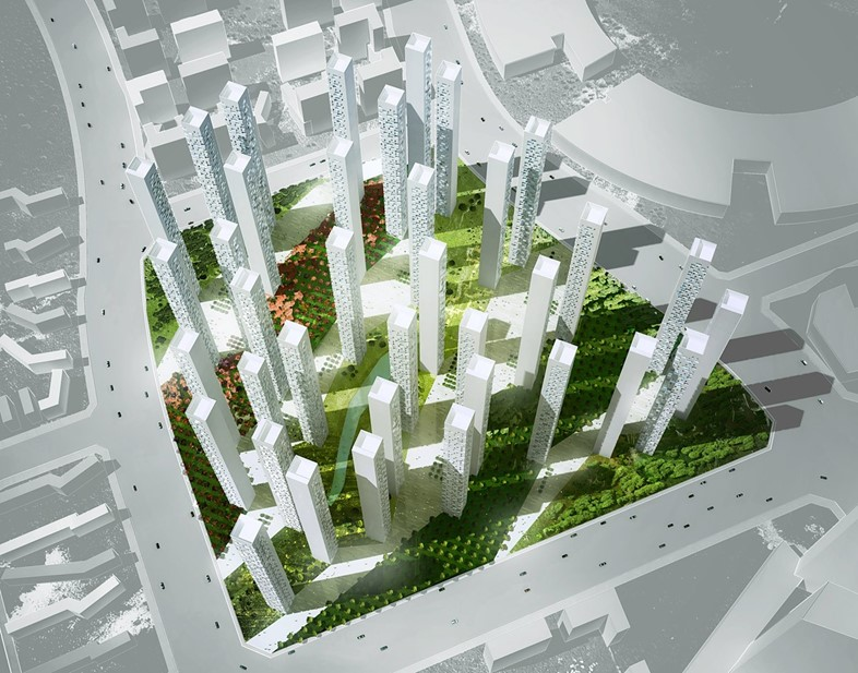 Rex NY's impression of Songdo