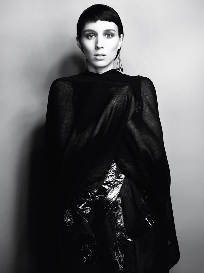Rooney Mara Plucked From Obscurity Dazed