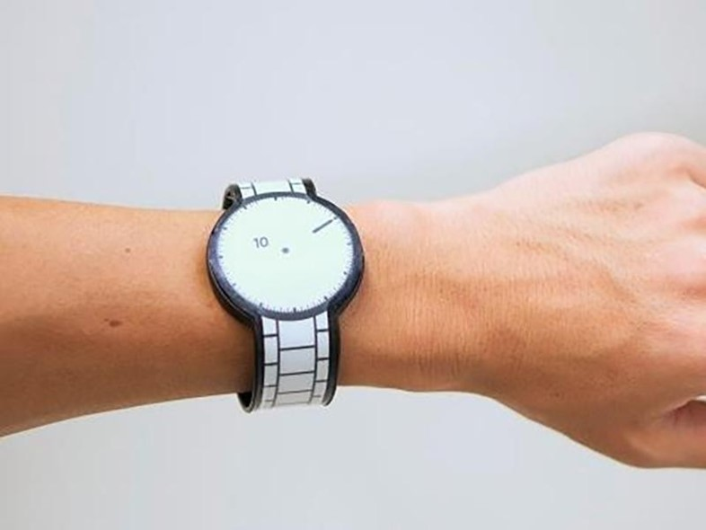 Sony-e-ink-watch