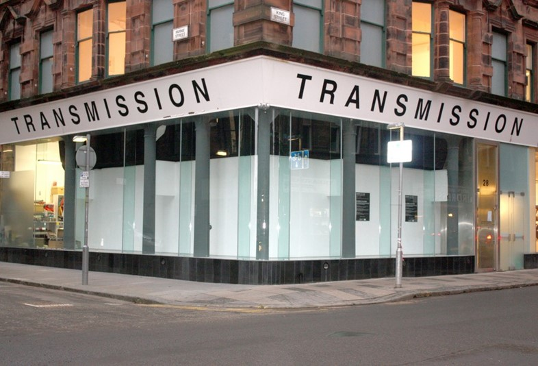 The Transmission Gallery Glasgow