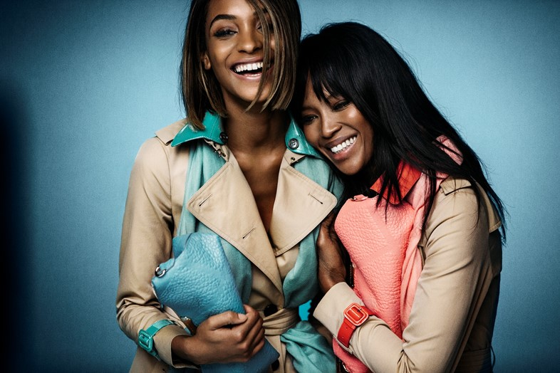 Burberry Spring_Summer 2015 Campaign Behind the Sc