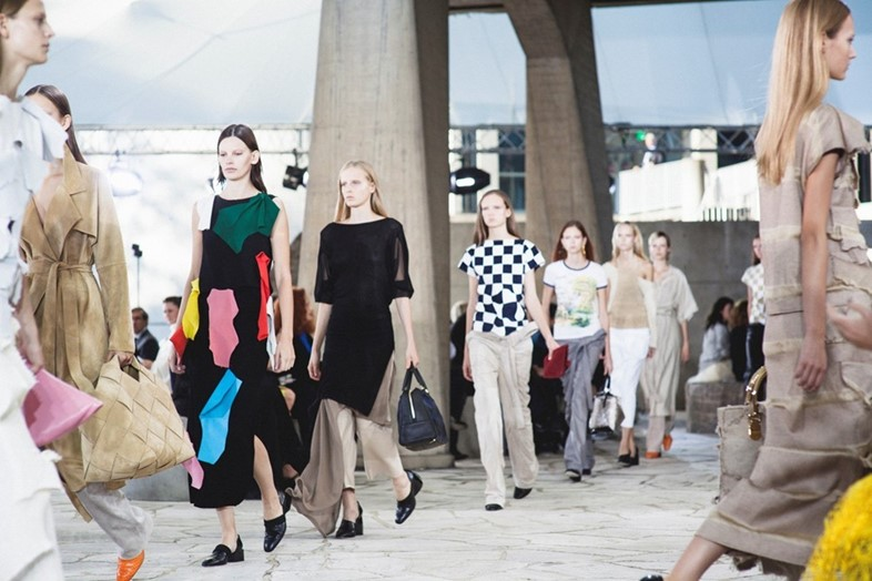Top fashion moments Loewe SS15