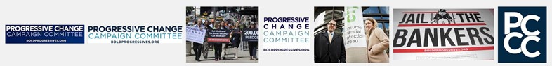 Launching the Progressive Change Campaign Committee