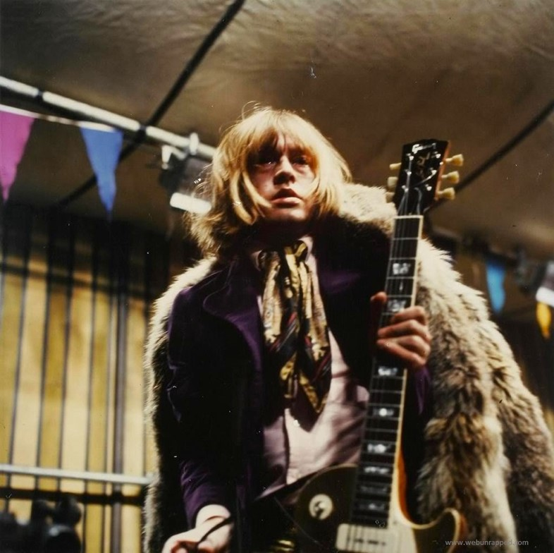 70s icons brian jones via webunrapped.com