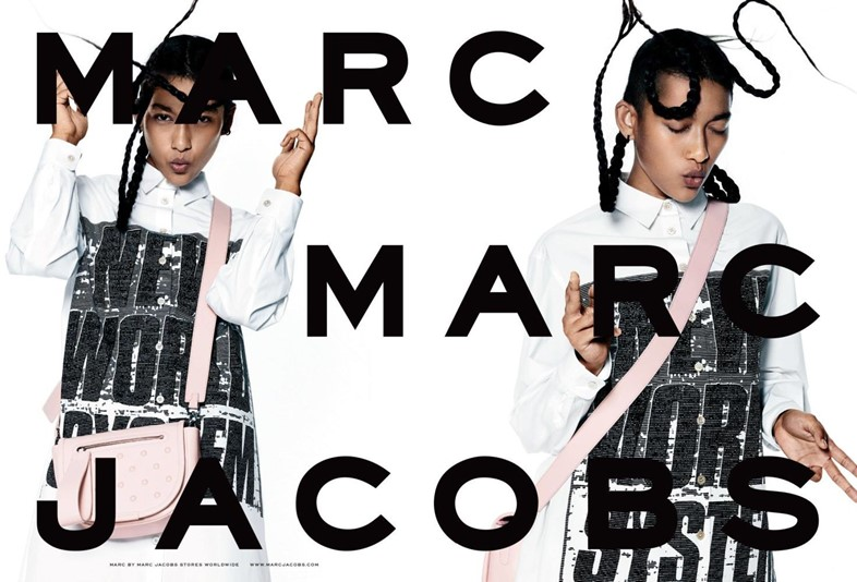 Marc by Marc Jacobs SS15 campaign by David Sims, Dazed