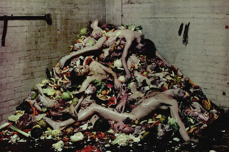 Salò, Issue 81, Alexander Mcqueen, Dazed and Confused