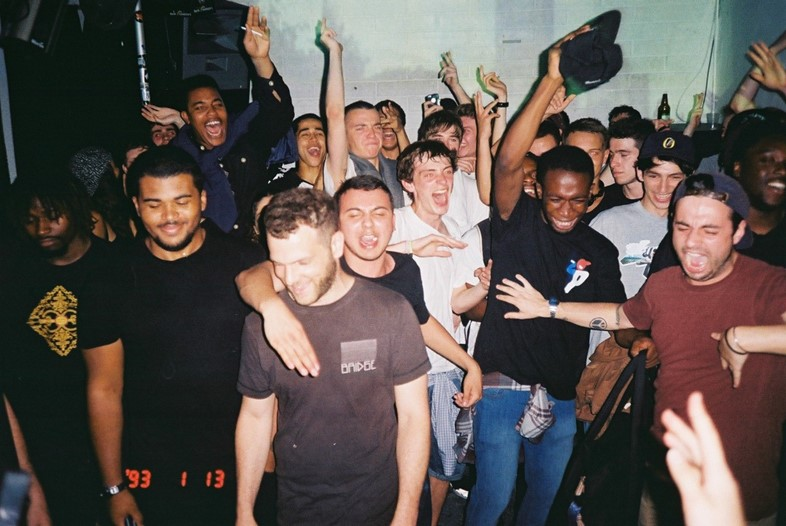 Mumdance and friends at Boxed – Quann