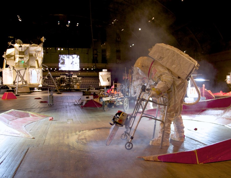 A Space Program Tom Sachs