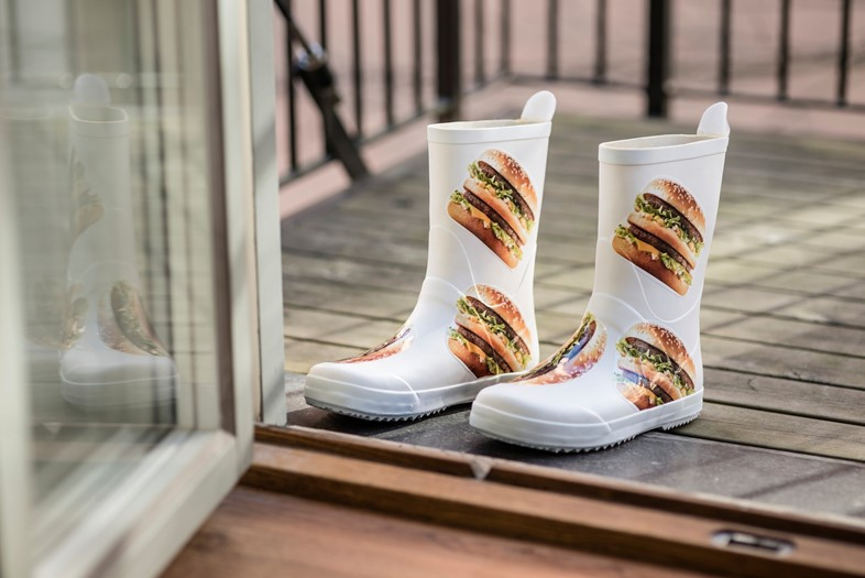 McDonald's Sweden fashion collection