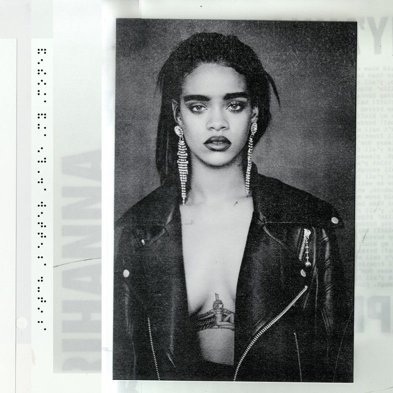 Decoding Rihannas New Cover