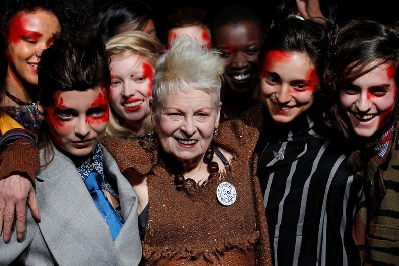 Vivienne Westwood Red Label AW15