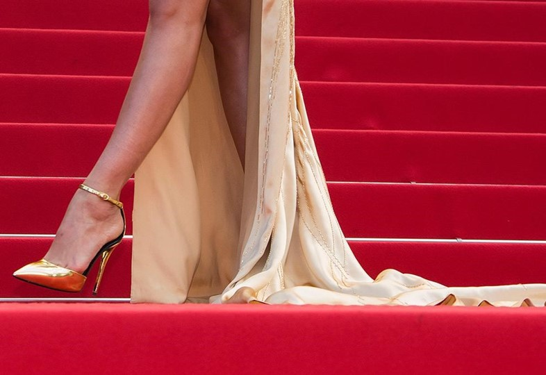Heelgate at Cannes