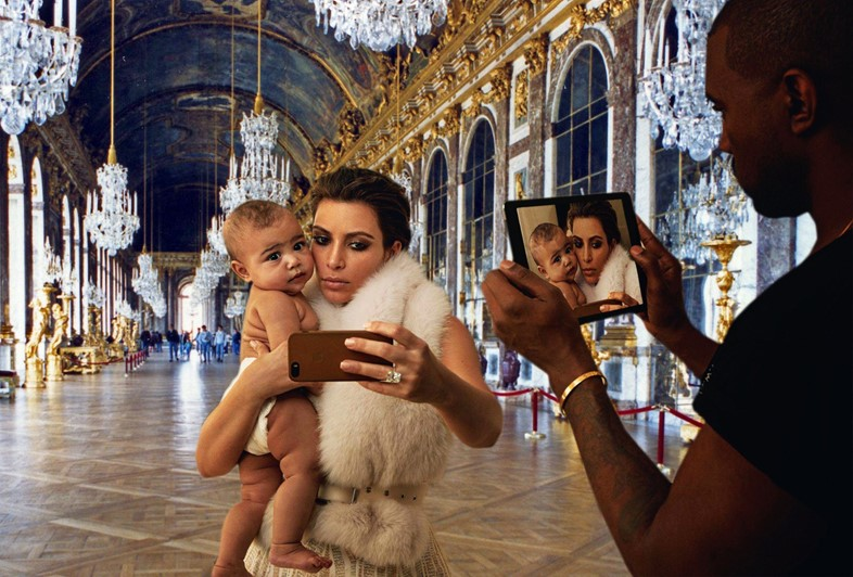 Hall of mirrors kanye
