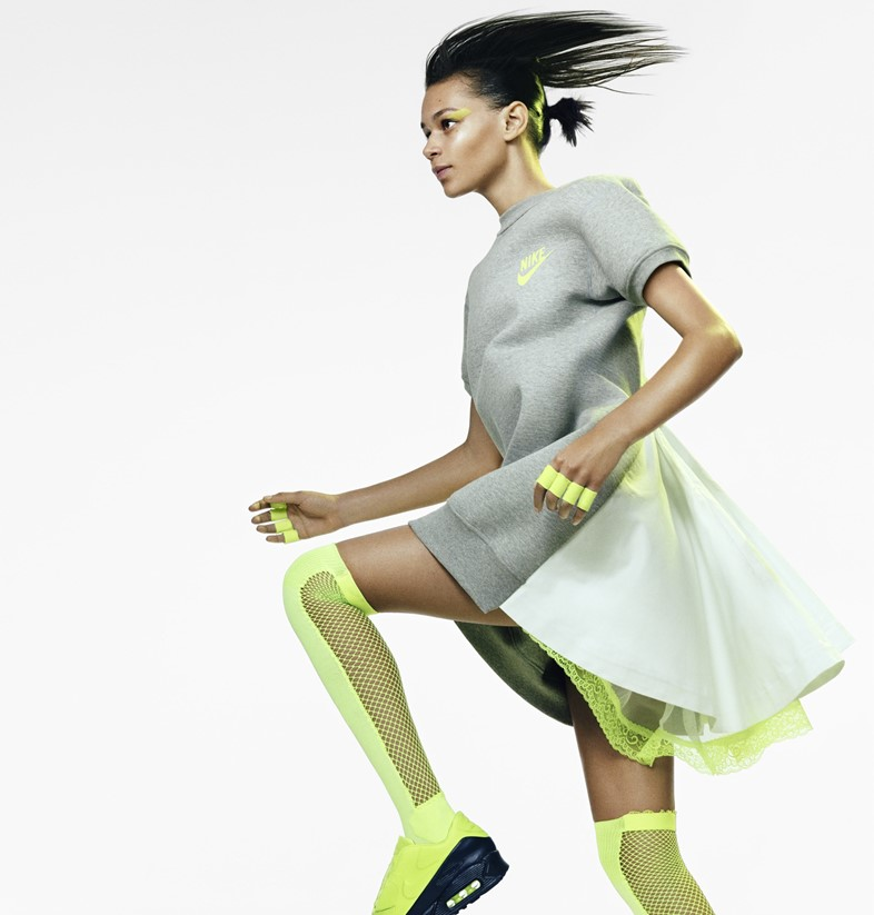 NikeLab x sacai summer collection