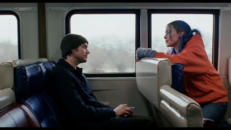Joel and Clementine from Eternal Sunshine