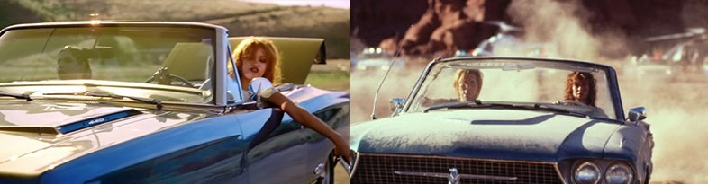 rihanna thelma and louise