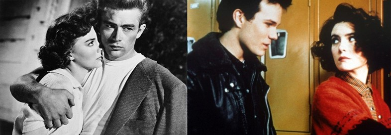 Twin Peaks and Rebel Without a Cause