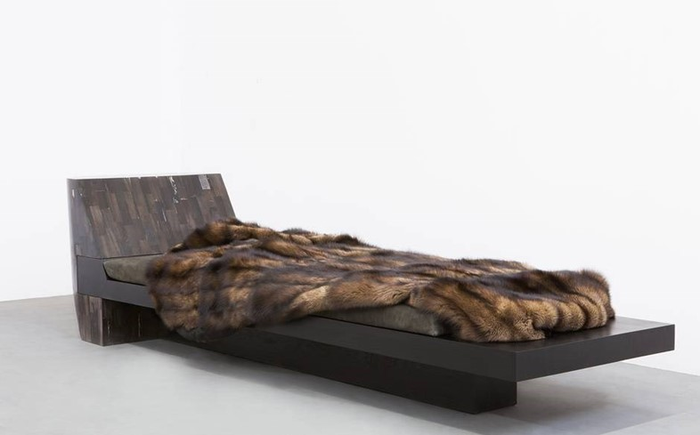 Day bed by Rick Owens
