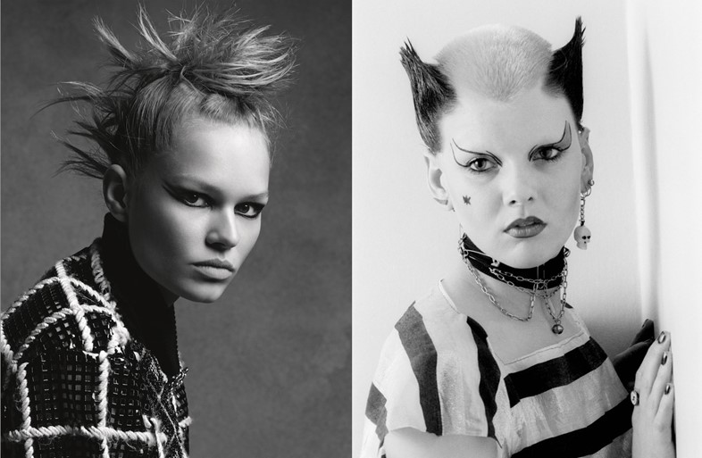 Anna Ewers for Chanel AW15/Soo Catwoman