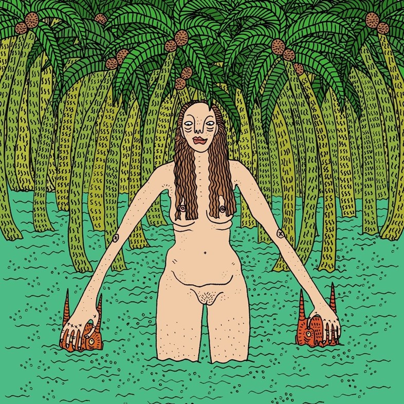 Polly Nor illustrations