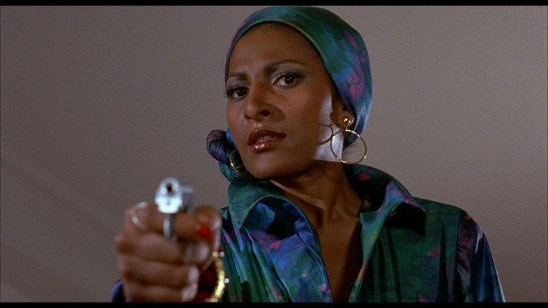 Image result for pam grier foxy brown