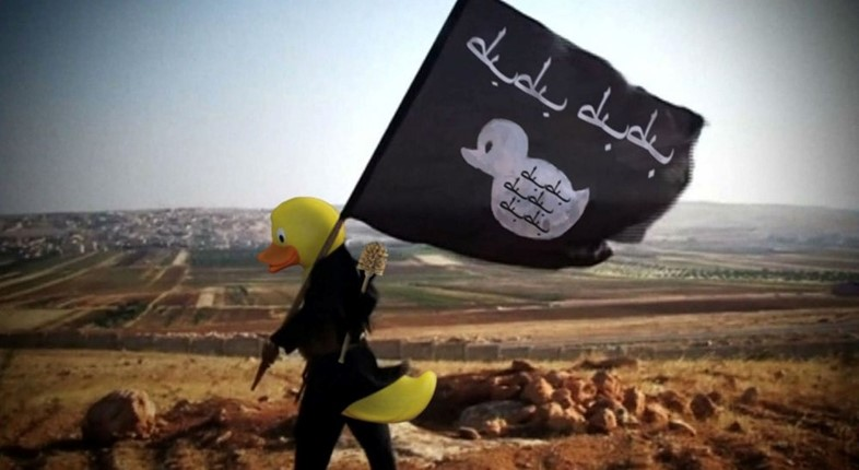duck isis