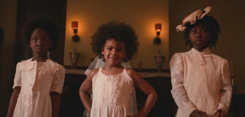 Blue Ivy in Beyonce's 'Formation'