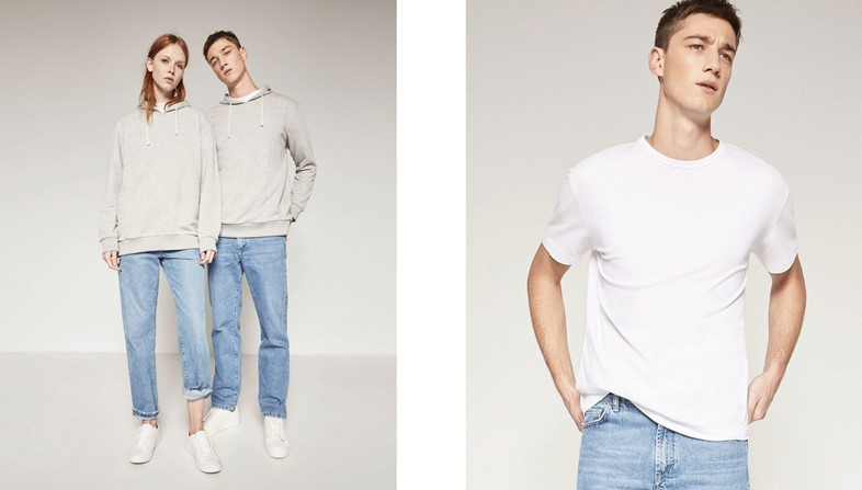 Zara ungendered clothing