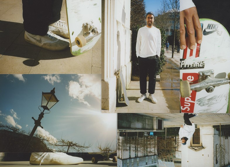 Eric Koston, shot by Dexter Navy